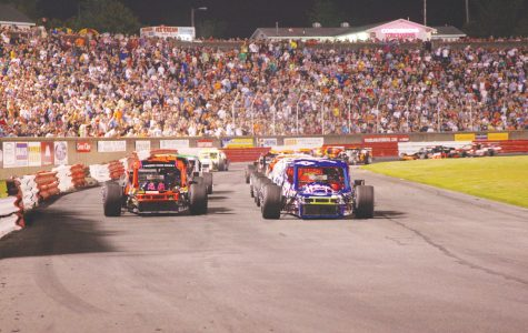 Bowman Gray races a fun outing for students