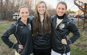College-bound players add spark to women's soccer season