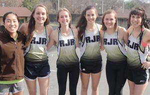 Senior standouts, fast freshmen have track teams sprinting toward success