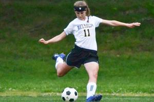 Sarfert a sure-fire success for soccer team