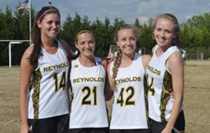 Women's lacrosse nets a winner in four-year standout Kate Elliott