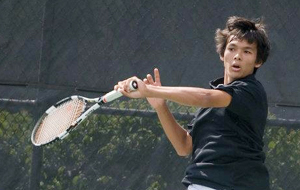 Yamane leads tennis team's charge for fourth state title