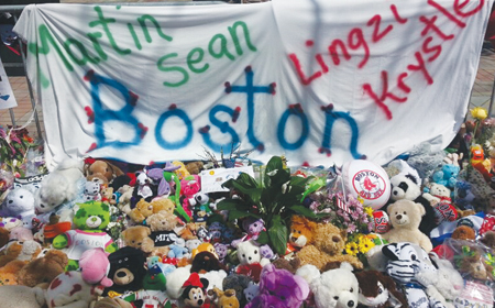 Boston Marathon bombing impact stretched all the way to RJR