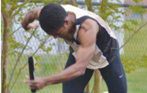 Terry Hines shines for Demon track and field team