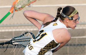 Lexi Ciaccia's lax skills helped team from the start