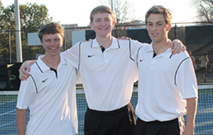 Tennis team eyes sixth straight trip to state championship match