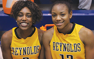 Dynamic duo of Adams and Eaton leads Demons into Garber tourney