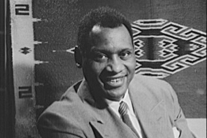 'The Life and Times of Paul Robeson' important for students, community