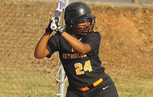 Softball's Chauntina Clark a shining example of 'the Demon life'