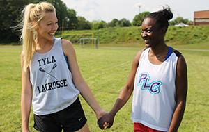 Seniors Pascual and Jones inspire lacrosse team