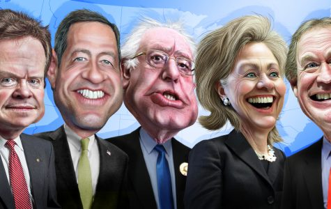 Opinions vary on Democratic Candidates