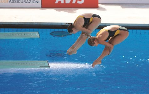Forsyth county swimming brings back diving