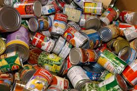 Key Club collects over 8000 cans