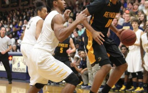 RJR Men's basketball is hungry for more