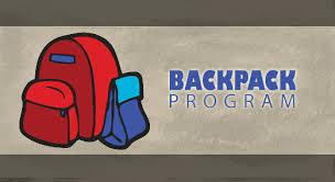 Backpack program at RJR full of promise