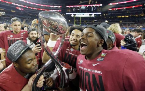 Alabama routs Clemson in College Football National Championship