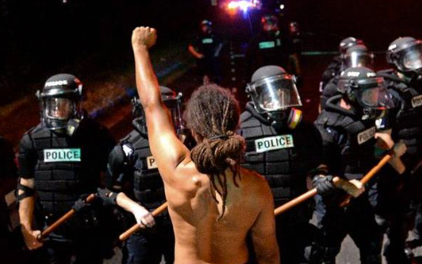 The Charlotte Riots