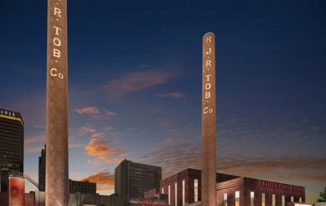 Bailey Power Plant To Be Converted Into Cool Downtown Space