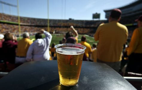 Alcohol to be Sold at Collegiate Sporting Events