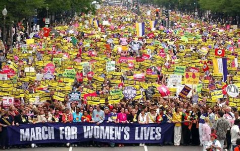 Women's March on Washington: The march heard 'round the world