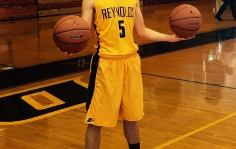 Athlete of the Month: Ian Henderson