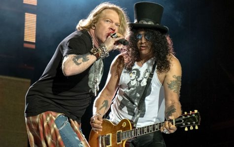 BB&T Field Welcomes Guns N' Roses in 2017