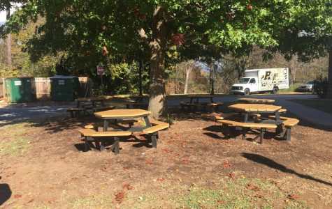 RJR Students Deserve Better Lunch Areas