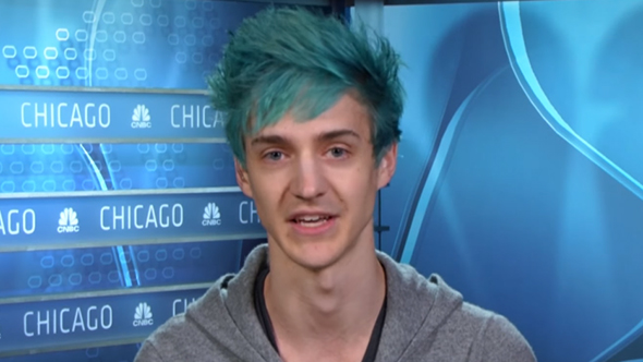 Ninja, the gaming icon, appearing on CNBC to discuss the lucrative fortune he has found in streaming.
