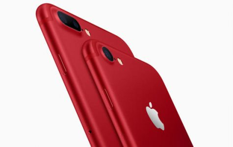 The Story Behind the Red iPhone