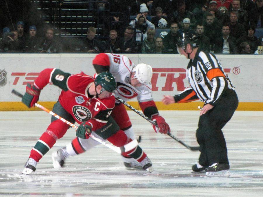 2018-19 National Hockey League Early Season Shakeups