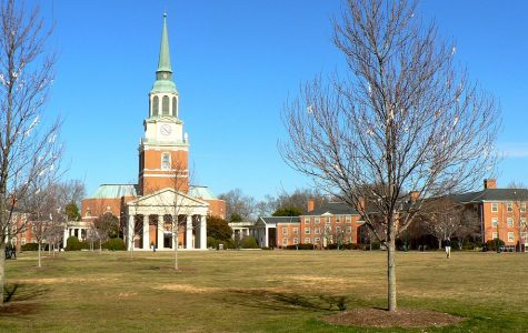 Admissions scandal strikes Wake Forest