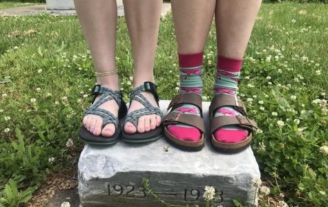 Birkenstocks are superior to Chacos