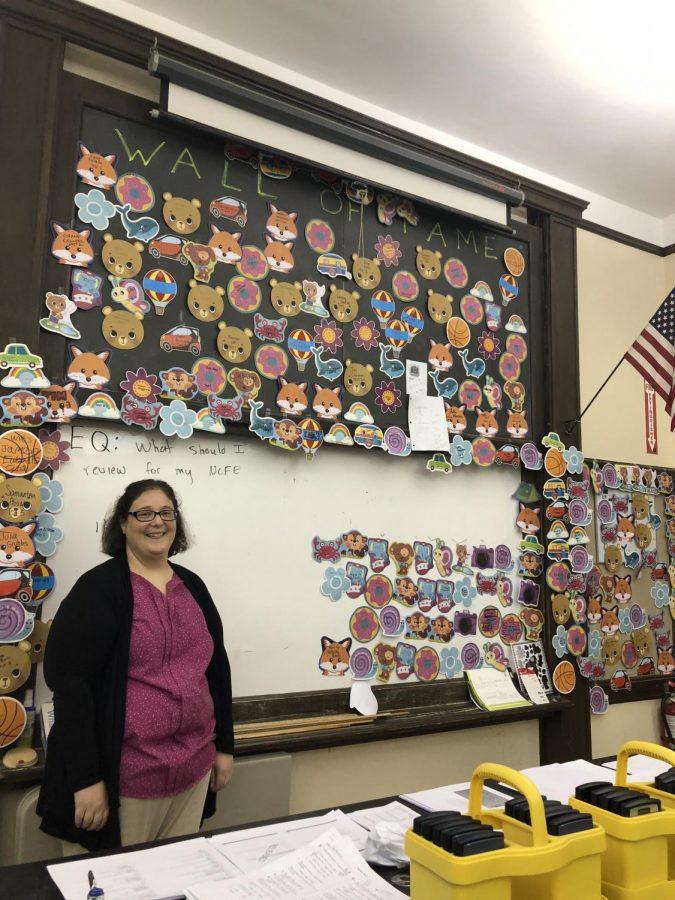 Giehll: A teacher striving to make her students better