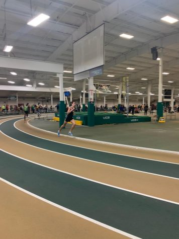 Indoor track sprints toward spring