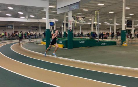 Indoor track sprints toward spring
