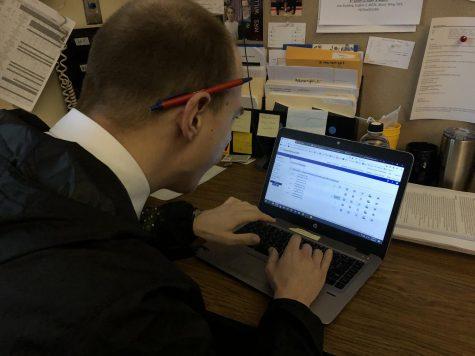 Where do Reynolds students do their homework?