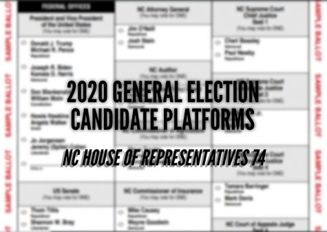 NC House of Representatives: District 74